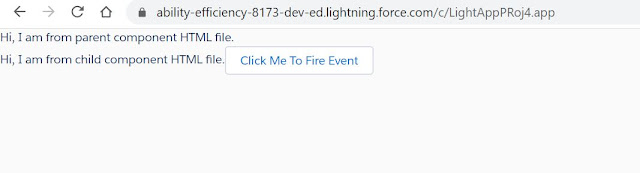 How to pass data from child component to parent component in lightning web component