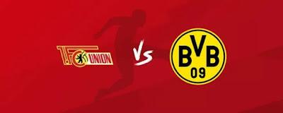 مشاهدة مباراة بوروسيا دورتموند ضد يونيون برلين 18-12-2020 بث مباشر في الدوري الالماني