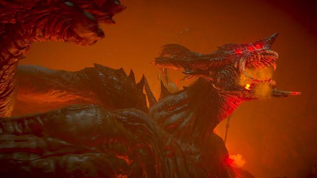 Dios dragón Demons Souls