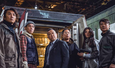 Film Golden Job (2018)1