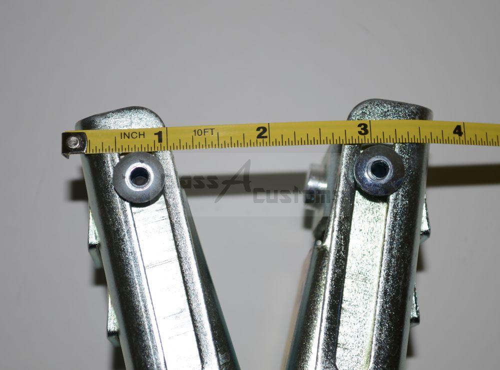 Class A Customs Tandem Wheel Stabilizer Tire Chock Heng S
