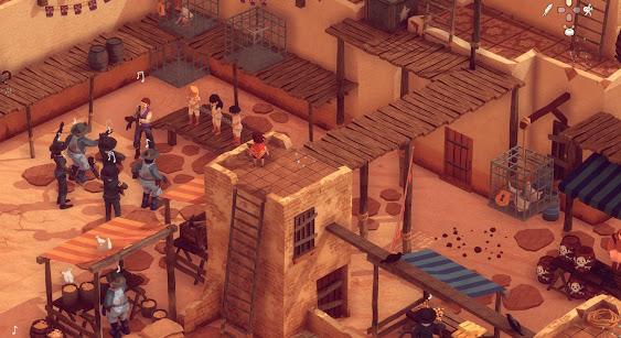 El Hijo: A Wild West Tale gameplay