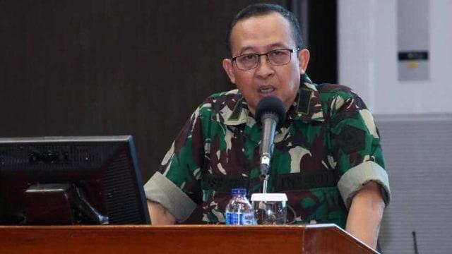 Penjelasan TNI soal Taruna Akmil Blasteran Prancis Bawa Bendera Tauhid