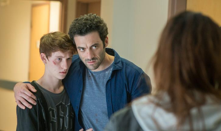 The Mist - Episode 1.06 - The Devil You Know - Promotional Photos & Synopsis