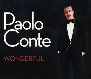 Paolo Conte - Wonderful - Album Cover