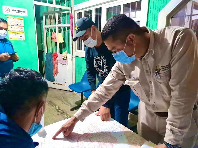 Miguel Paredes reconoce labor de la Jurisdicción Sanitaria 05 en el combate al Dengue
