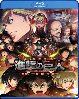 Attack on Titan 2: Alas de la Libertad [BD25] *Con Audio Latino