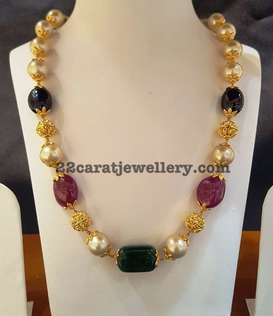 Fancy Beads Sets by Srimahalaxmi Jewellers