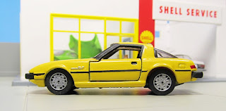 Tomica Limited mazda RX-7