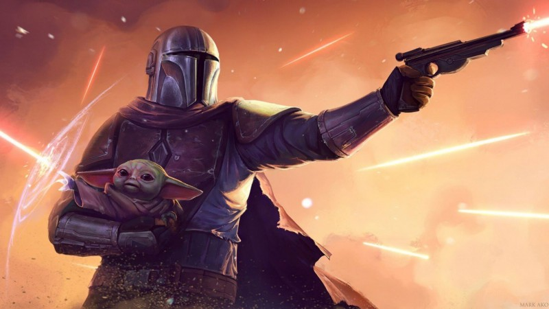"Rumor: A game based on the series ""The Mandalorian"" is in development"