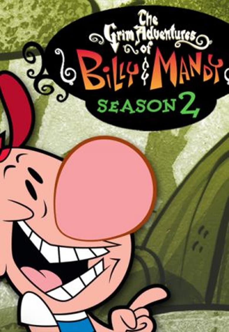 Billy y Mandy Temporada 2 720p Latino/Ingles