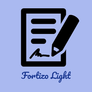 Contact page of Fortizo Light Blog... Get in touch with us today