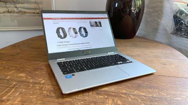 Asus C423NA Chromebook Review