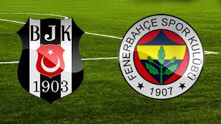 Beşiktaş - Fenerbahçe Maçı canlı izle