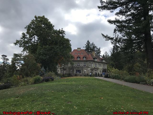 Pittock Mansion Oregon