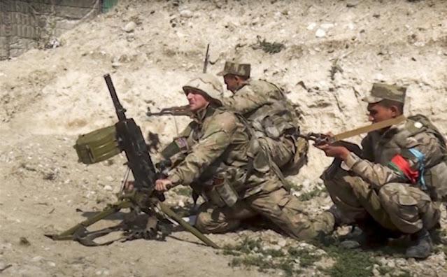 Αρμενία- Αζερμπαϊτζάν: Οι «μάχες», πίσω από τις μάχες