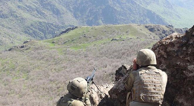 Diyarbakır Hazro'da 3 PKK'li öldürüldü