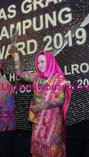 25 Program BMW Tulang Bawang Raih Apresiasi dan Penghargaan Dari Gramesia Lampung Award