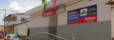 Homens fortemente armados assaltam Agência do Bradesco em Brejo-MA