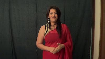 Falguni Rajani saree images