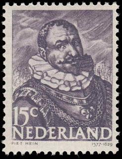 Netherlands 1943 - ' Piet Hein '