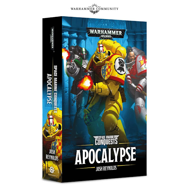 Space Marine Conquest Apocalypse