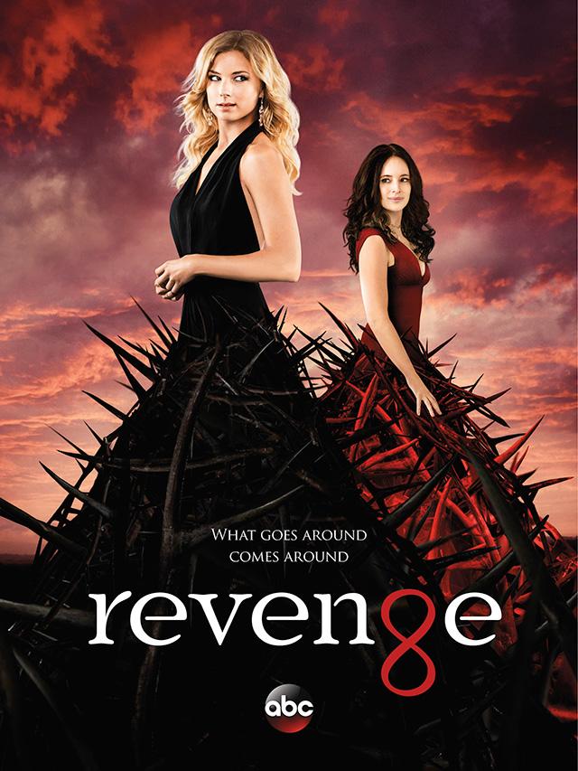 Revenge Serie Completa Castellano/Latino/Subtitulado
