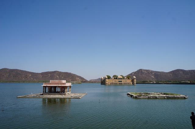 Danau Man Sagar, Jaipur
