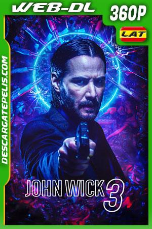 John Wick 3. Parabellum 2019 HDrip Latino – Inglés