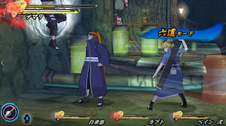 NARUTO HEROES 3 [MOD]  STYLE NARUTO STORM 4 PARA ANDROID PPSSPP +DOWNLOAD