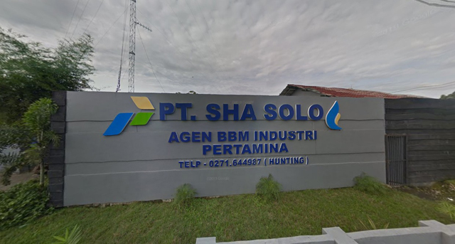 Supplier Solar Industri B20 | Distributor Solar Pertamina Dex