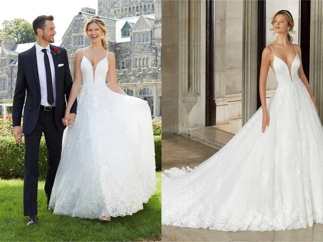 Vestido de novia 2020; dianatural; belleza; cosmetica; morilee