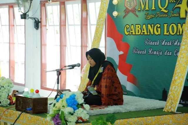 Contoh Ketentuan Lomba Tahsin Atau Murattal Quran