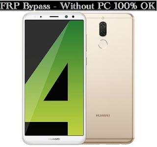 Bypass Frp Huawei Mate 10 Lite - Frp Unlock No Apk - Mahir Oprek