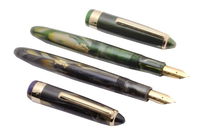 Handmade Wality/Airmail 69EB Fountain Pen: Pen Anatomy, Details & Where to buy,