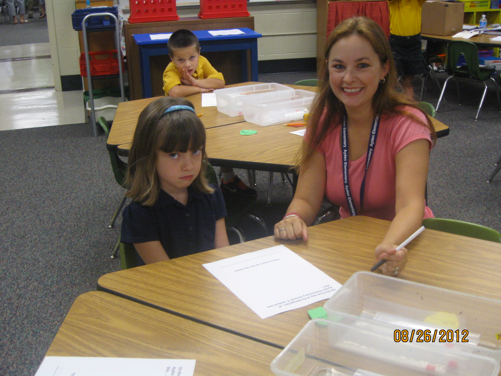 Everyday With Karenshell First Day Of Kindergarten
