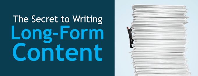 Long-Form Content: How to Easily Write Many Topics