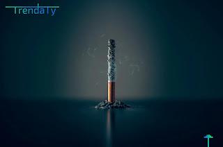 تدخين السجائر