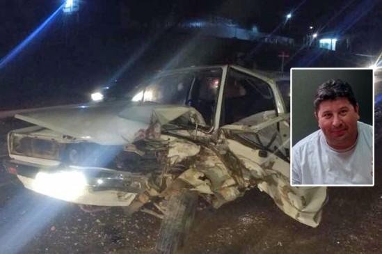 Funcionário público de Prefeitura de Andradas (MG) perde a vida em grave acidente na MG-455