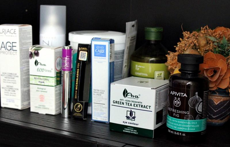 My beauty haul. Косметические обновки: Ava Laboratorium, SVR, Uriage, Lamel, Eye Care / обзор, отзывы