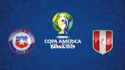 مشاهدة مباراة تشيلي وبيرو بث مباشر اليوم 4-7-2019 في نصف نهائي كوبا امريكا