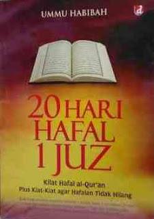 20 HARI HAFAL 1 JUZ
