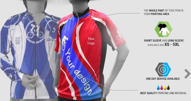 Pentingnya Jersey Sepeda Untuk Kenyamanan dan Stylish Berolahraga