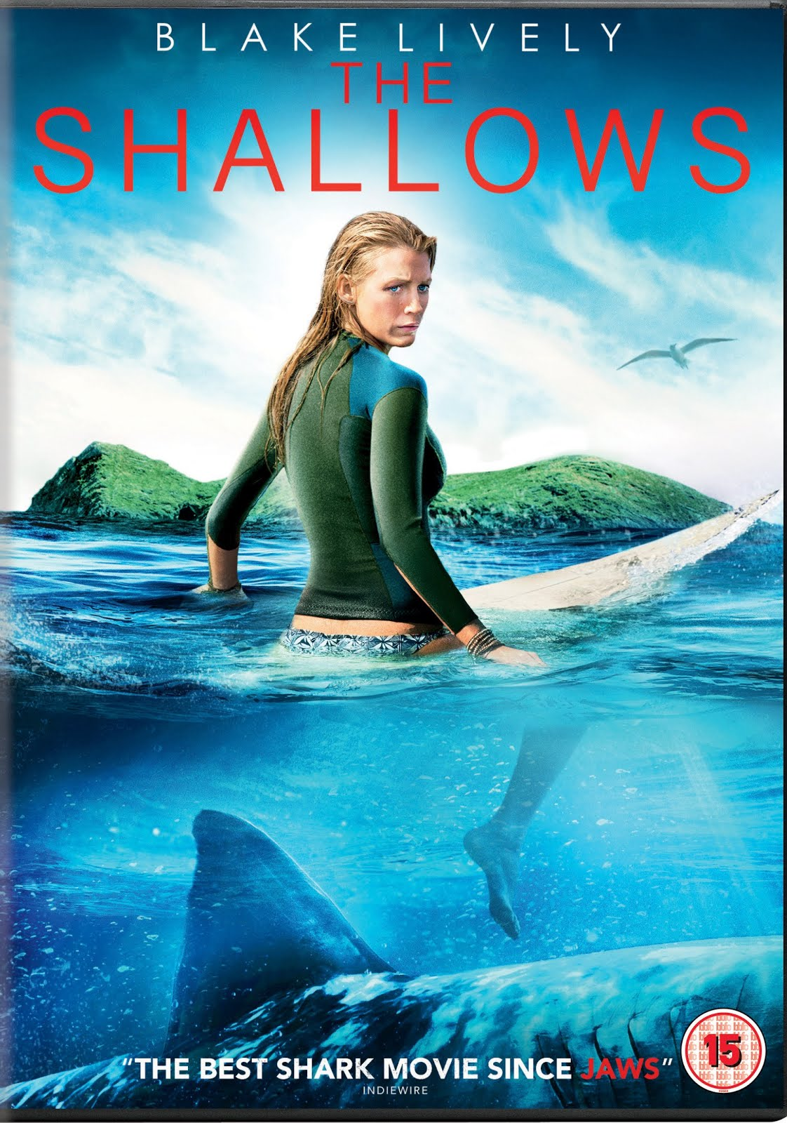 The Shallows 2016 Hindi Dual Audio 900MB BluRay ESub Download