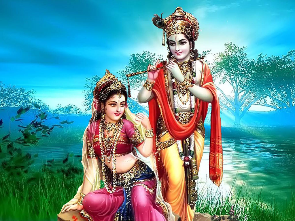 to radha krishna wallpapers - photo #23