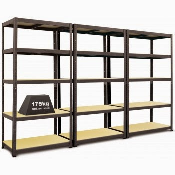 tufferman storalex bay shelving