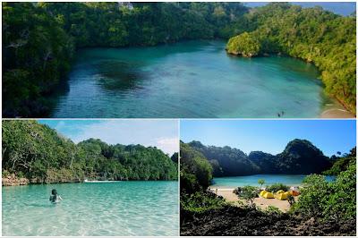 Sempu Island Malang East Java Indonesia