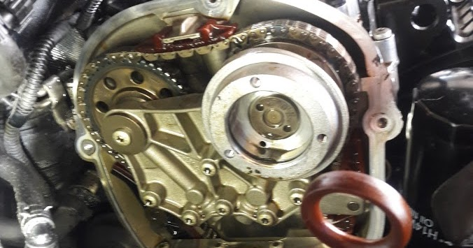 Volksmasters Timing Chain On A 2 0t