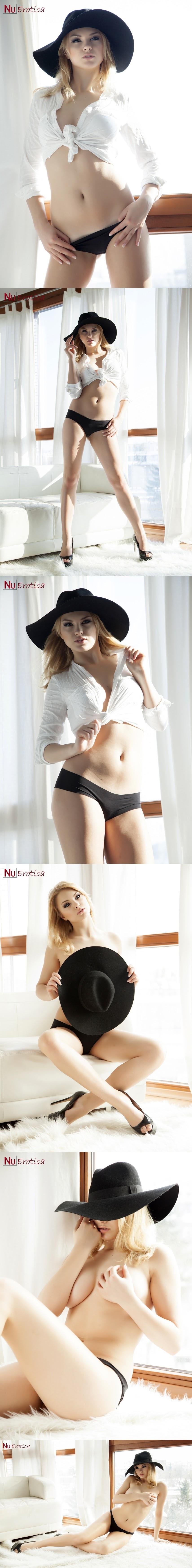 NuErotica 2015-08-24 Carla Sonre - Carla Sonre So Sexy In A Hat - Girlsdelta