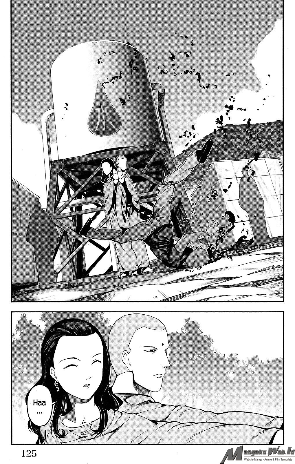 Darwin's Game Chapter 35-29